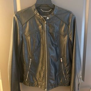 Express Women's Leather Jacket